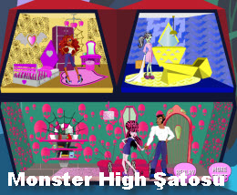 Monster High Şatosu