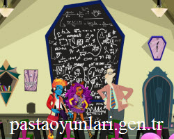 Monster High Sınıfı
