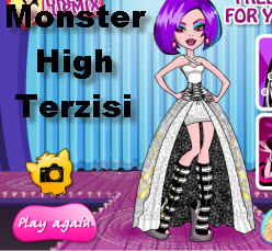 Monster High Terzisi