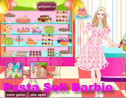 Pasta Şefi Barbie