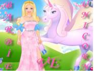 Barbie Ve Unicorn