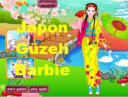 Japon Güzeli Barbie