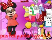 Minnie Mouse'un Gardrop'u