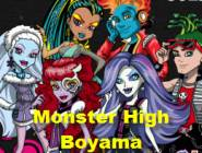 Monster High Boyama
