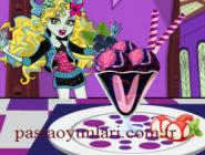 Monster High İle Dondurma Keyfi